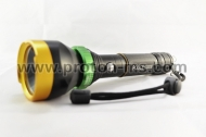 Power Style Cree Super Bright Flashlight Zooming