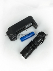 LED Flashlight 180000W