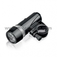 Front Bicycle Light with 1 LED