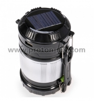 GL-9599 Camping Lamp Solar Zoom