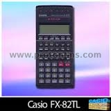 CASIO FX-82TL Scientific Calculator