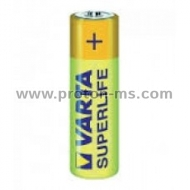Varta Superlife Foil Battery LR6 AA, 1 pc.