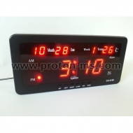 Caixing CX-2158 Digital LED Alarm Clock