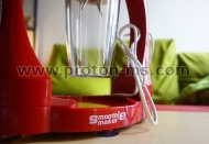 Smoothie Maker - Rapid Preparation of Fresh Smoothies Creamy Desserts and Spicy Sauces!