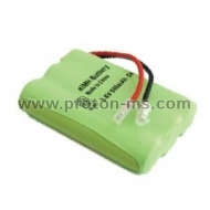 Wireless Phone Battery AlkaXline ALB-T04 600mAh AAA 3.6V