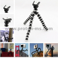 Compact Tripod with Clip HW360