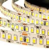 SMD 3014 LED Flexible Strip, white, 14.4W/m 120LEDs/m, 1m, 12VDC, Non-Waterproof