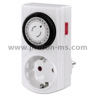 Mechanical Daily Timer 230V 3500W 90821 Commel
