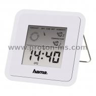 Thermometer/Hygrometer HAMA TH50 113988, White