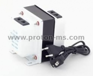 Transformer, converter 220V to 110V and 110V to 220V, power: 300W