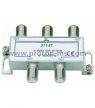 Splitter 1 input - 4 output, 5-1000МHz, for cable systems