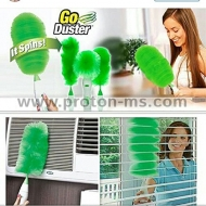 Go Duster Dust Clener That Makes Cleaning Dust Fast, Easy & Fun!