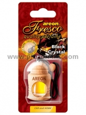Ароматизатор Areon Fresco - Black Crystal
