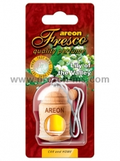 Areon Fresco - Lily of The Valley Car Air Freshener