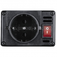 "Inverter Hama ""Power"" Car DC/AC, 150W + USB"