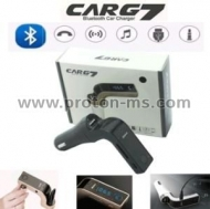 Car G7 Bluetooth Car Charger