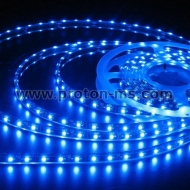 SMD3528 LED Flexible Strip, blue, Non-Waterproof, 1m, 12VDC, 4.8W/M, 60 LEDs/M