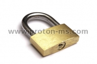 Brass Padlock 20mm