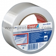 Universal, Transparent PE tape, UV Resistant 33m x 50mm