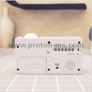 Voice Control Projection Clock DS-3605