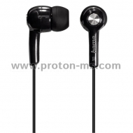 "Слушалки HAMA ""Basic4Music"", In-Ear, Черен"