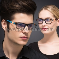 Геймърски очила, очила за компютър Tungsten Computer Goggles Anti Fatigue Radiation resistant Reading Glasses
