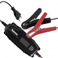 Hama Automatic-battery charger 6V/12V/4A, for car/boat/motorcycle batteries
