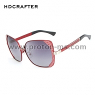 HDCRAFTER polarized sunglasses women brand designer UV 400