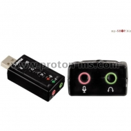 HAMA Sound card USB 7.1 Surround