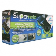 Super Maid Clean & Polish Floor In Half The Time!