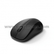 "Hama ""MW-300"" Optical Wireless Mouse, 3 Buttons, black"