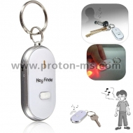 Whistle Key Finder & Light QF-315