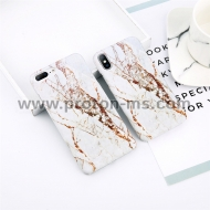 iPhone X Ultrathin Stone Image Pattern Shell