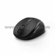 "Hama ""MW-400"" Optical 6-Button Wireless Mouse, black"