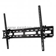 "MOTION TV Wall Bracket HAMA 108719, 37""-75"", 60 kg, Black"