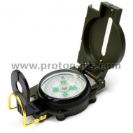 Lensatic Compass for Aiming on Land and Water