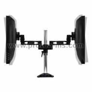 "Desk Mount Monitor Arm ARCTIC Z1 PRO, 13""-32"", 10 кг, 4-Ports USB 3.0 Hub, Black"
