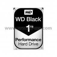 HDD WD Black, 1TB, 7200rpm, 64MB, SATA 3