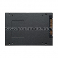 "Solid State Drive (SSD) KINGSTON A400, 2.5"", 480GB, SATA3"