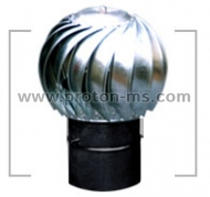 Ventilation Chimney Cowl Cap F-150mm