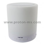 MultiRoom Music Wi Fi Speaker VENZ A5-W, White