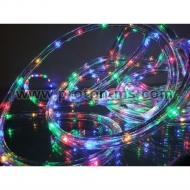 The Christmas Workshop 10 m LED Rope Chaser Lights, Multi-Coloured