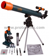 Microscope and Telescope Set Levenhuk LabZZ MT2