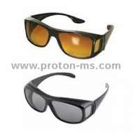 HD Vision Wrap Around Sunglasses
