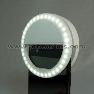 Selfie Ring Light XJ-01 Portable Flash Led Camera Phone Enhancing Photography Beauty Light