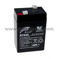 Ritar RT645 Accumulator Battery 4.5Ah 6V