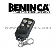 Automatic door transmitter for BENINCA IO all color rolling code remote