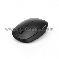"Hama ""MW-110"" Optical Wireless Mouse, 3 Buttons, black"
