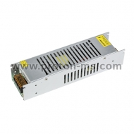 Power supply for LED strip, plastic, non-resistant 12V DC 60W