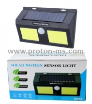 Solar Motion Sensor Light 1626B
